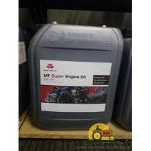 ULEI MOTOR MASSEY FERGUSON SUPER ENGINE OIL 15W40 20L