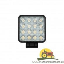 990310015 PROIECTOR PATRAT CU 16 LED-URI, 48W
